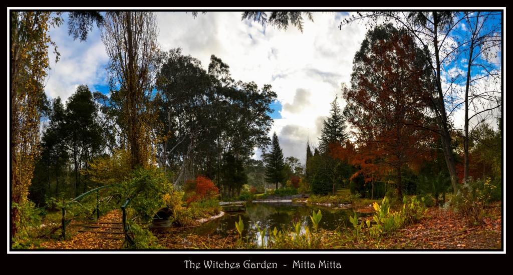 Il Giardino delle Streghe