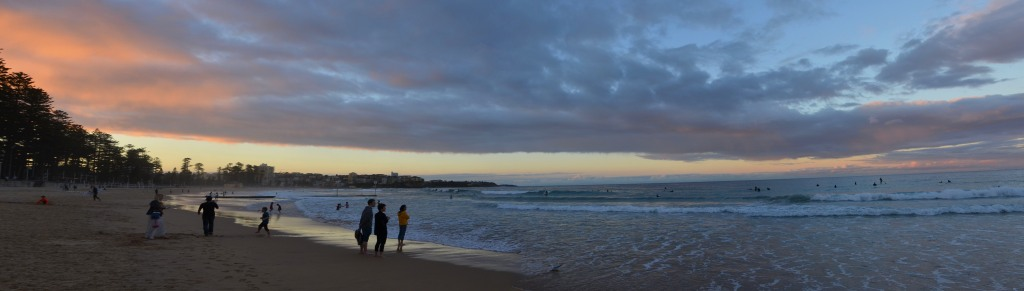 Panorama Manly