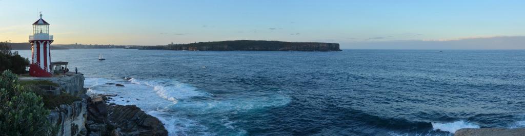 Panoramica Watson Bay 2